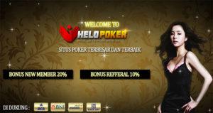 Agen IDN Poker Online Terpercaya